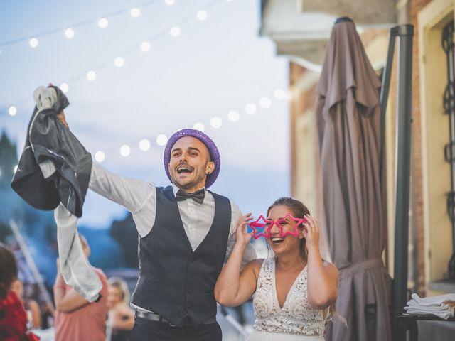 Il matrimonio di Leandro e Tiziana a Villanova d'Asti, Asti 34
