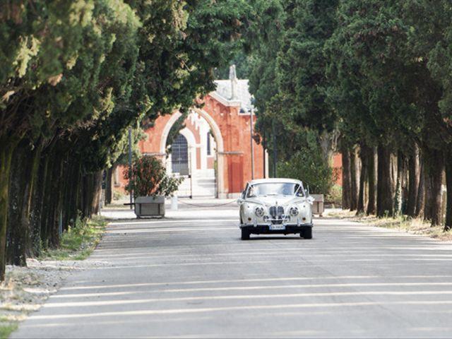 Il matrimonio di Valeria e Christian a Thiene, Vicenza 12