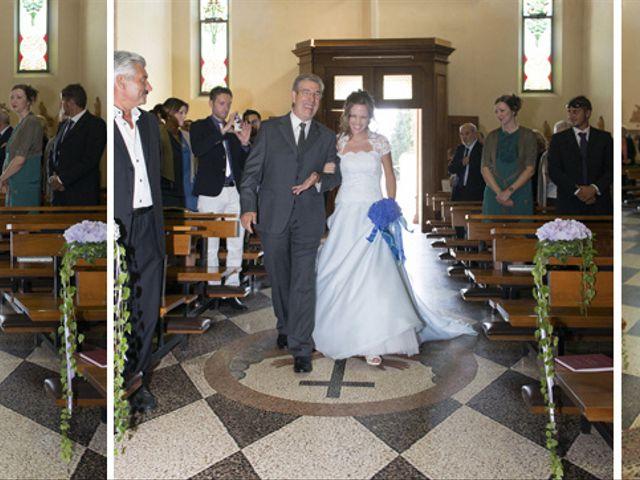 Il matrimonio di Valeria e Christian a Thiene, Vicenza 13