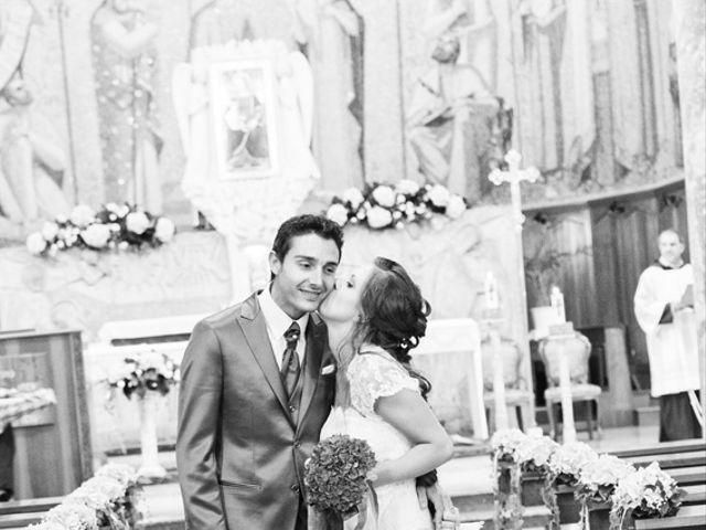 Il matrimonio di Valeria e Christian a Thiene, Vicenza 23