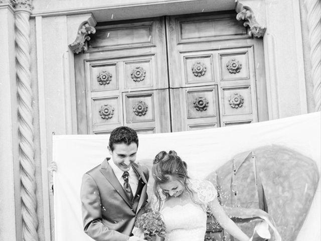 Il matrimonio di Valeria e Christian a Thiene, Vicenza 25