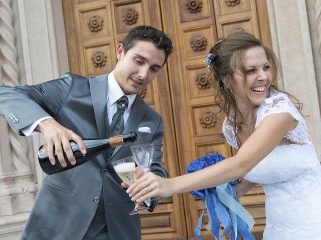 Il matrimonio di Valeria e Christian a Thiene, Vicenza 26