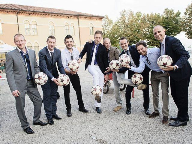 Il matrimonio di Valeria e Christian a Thiene, Vicenza 27