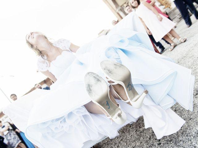 Il matrimonio di Valeria e Christian a Thiene, Vicenza 29