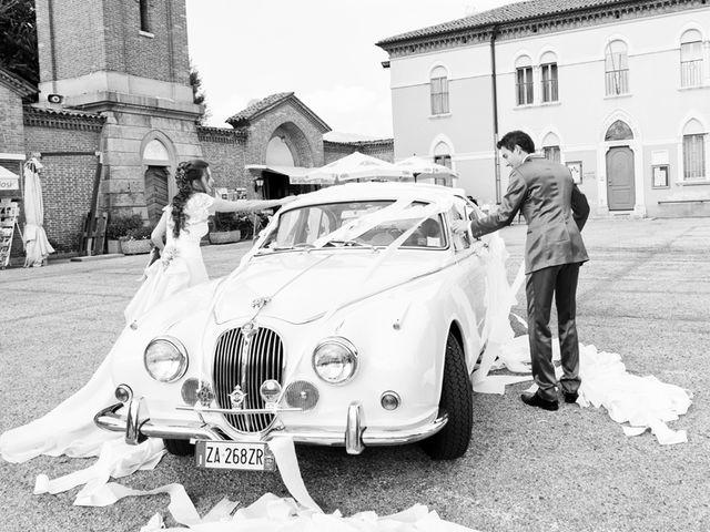 Il matrimonio di Valeria e Christian a Thiene, Vicenza 30