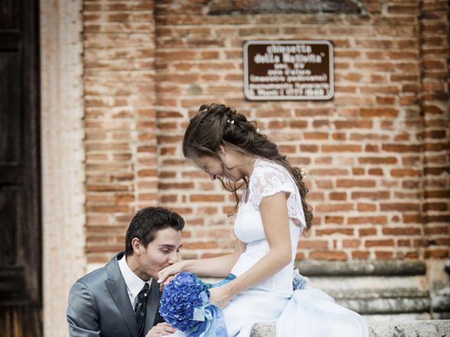 Il matrimonio di Valeria e Christian a Thiene, Vicenza 33