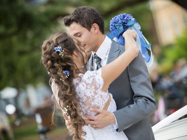 Il matrimonio di Valeria e Christian a Thiene, Vicenza 34