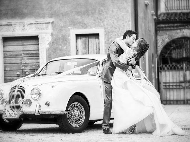 Il matrimonio di Valeria e Christian a Thiene, Vicenza 35