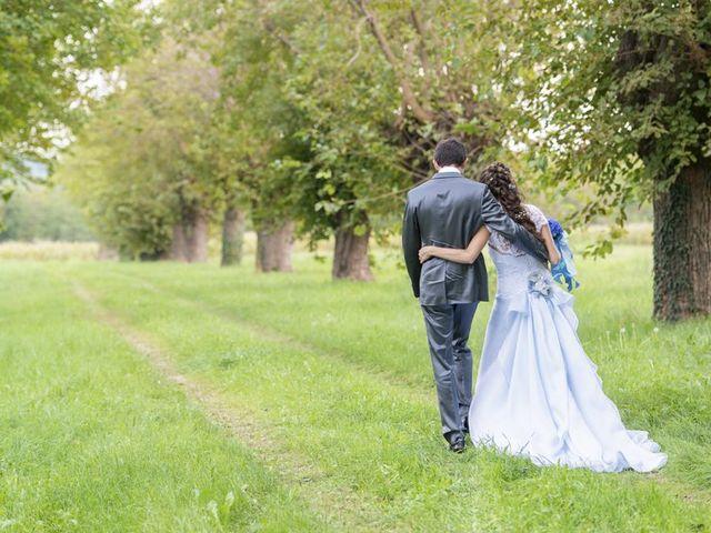 Il matrimonio di Valeria e Christian a Thiene, Vicenza 39