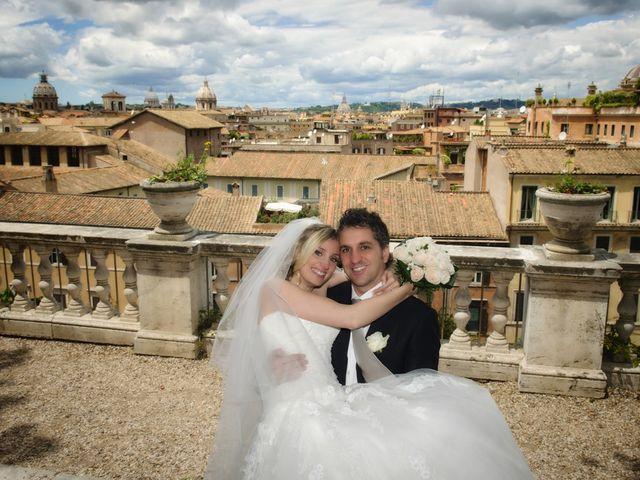 le nozze di Federica e Luciano