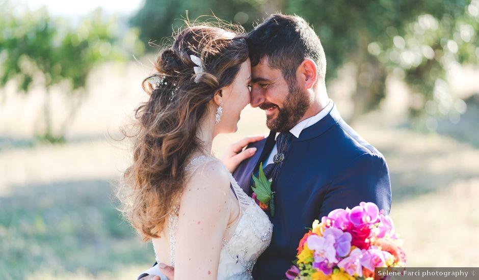 Il matrimonio di Lorenzo e Elisa a Guasila, Cagliari