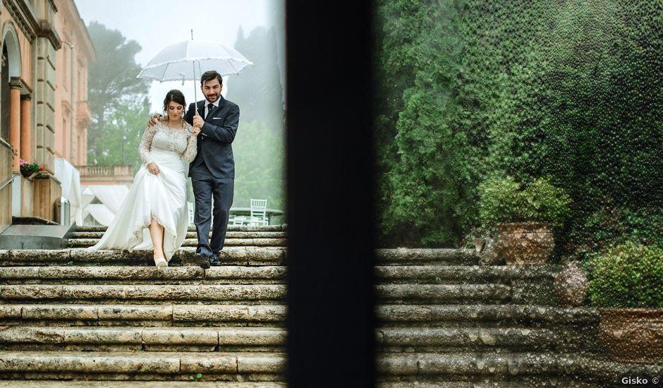 Il matrimonio di Francesco e Alessandra a Carolei, Cosenza
