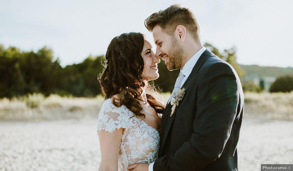 Il matrimonio di Matteo e Serena a Vasto, Chieti
