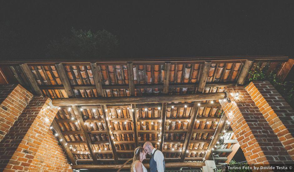 Il matrimonio di Leandro e Tiziana a Villanova d'Asti, Asti
