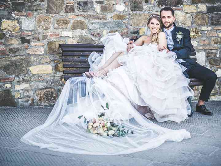 Le nozze di Martina e Paolo