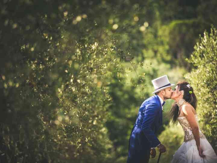 Le nozze di Guendalina e Andrea