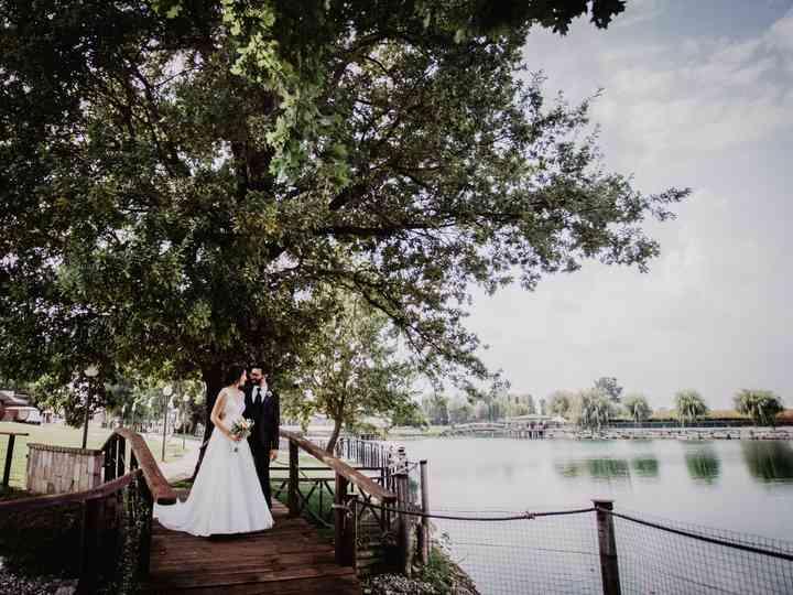 Le nozze di Sharon e Angelo