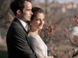 Le nozze di Olga e Stefano