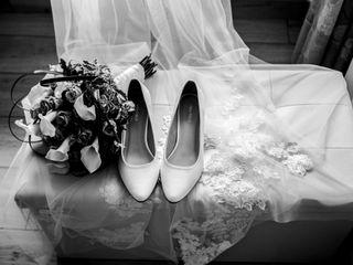 Le nozze di Sharon e Angelo 1