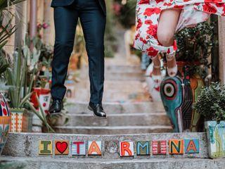 Le nozze di Valentina e Emanuele 1