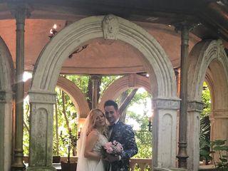 Le nozze di Dalila e Alberto  2