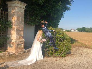 Le nozze di Dalila e Alberto