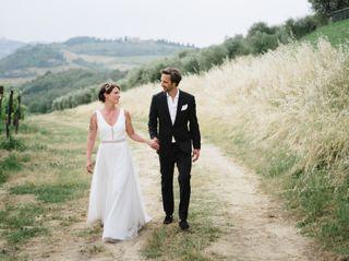 Le nozze di Kerstin e Nils