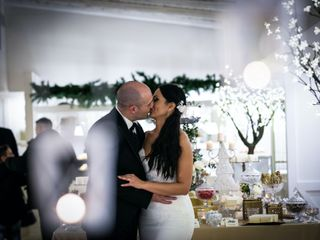 Le nozze di Gabriella e Domenico