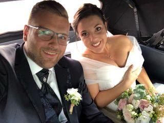 Le nozze di Claudia e Mirko