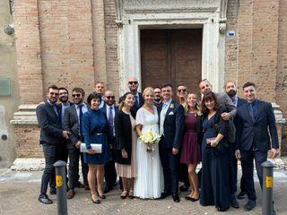 Le nozze di Anna e Flavio