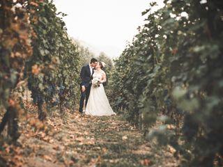 Le nozze di Camilla e Marco