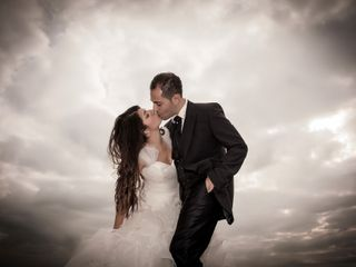 Le nozze di Tiziana e Alberto