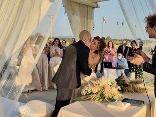 Le nozze di Michelle e Michele