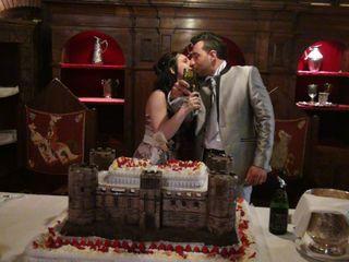 Le nozze di Gessica e Cristian
