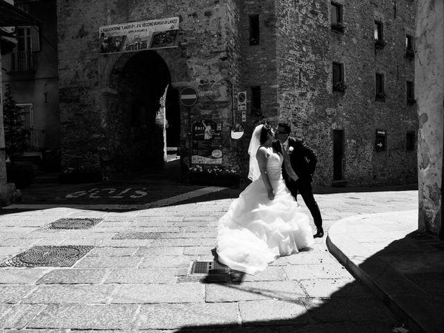 Il matrimonio di Luca e Sabrina a Nole, Torino 1