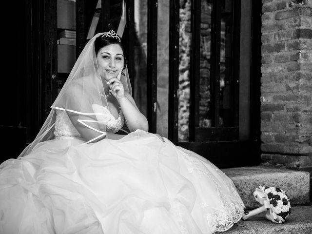 Il matrimonio di Luca e Sabrina a Nole, Torino 12
