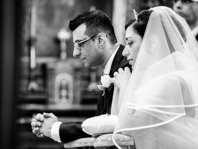 Il matrimonio di Luca e Sabrina a Nole, Torino 23