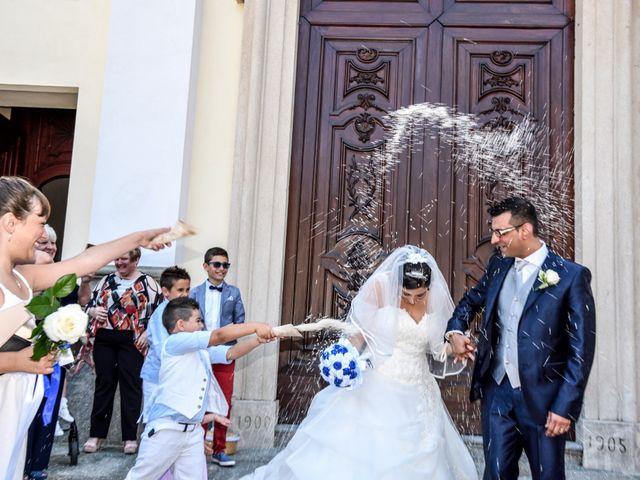 Il matrimonio di Luca e Sabrina a Nole, Torino 27