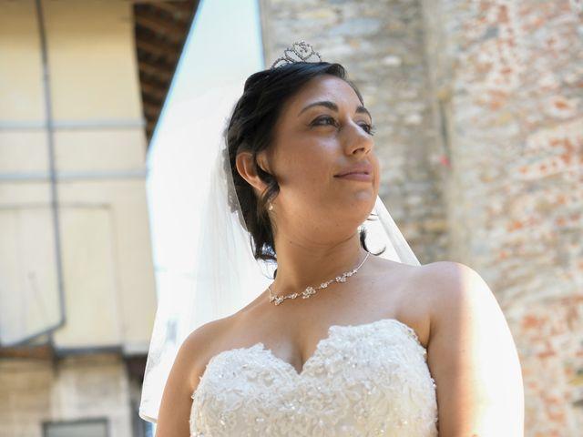 Il matrimonio di Luca e Sabrina a Nole, Torino 30