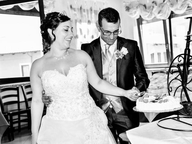 Il matrimonio di Luca e Sabrina a Nole, Torino 34
