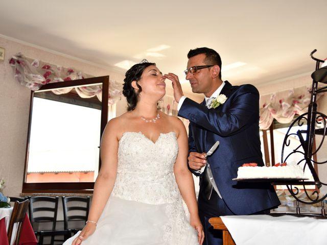 Il matrimonio di Luca e Sabrina a Nole, Torino 35