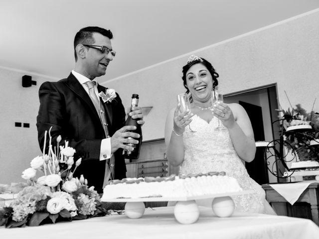 Il matrimonio di Luca e Sabrina a Nole, Torino 36