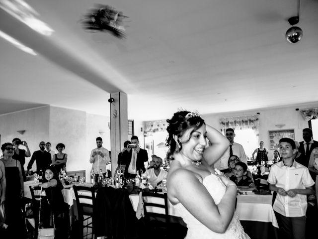 Il matrimonio di Luca e Sabrina a Nole, Torino 43