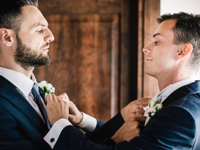 Il matrimonio di Andrea e Kendra a Rosciano, Pescara 19