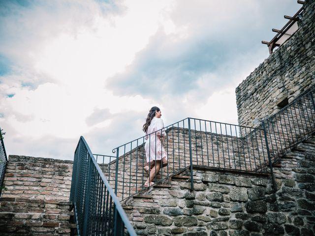 Il matrimonio di Andrea e Kendra a Rosciano, Pescara 22
