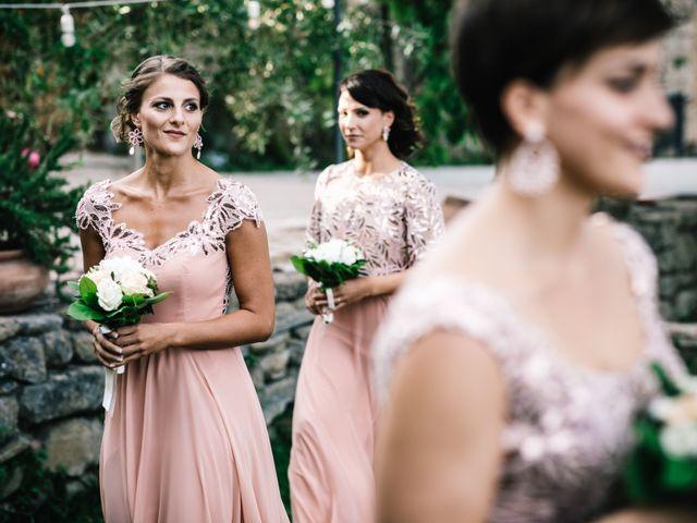 Il matrimonio di Andrea e Kendra a Rosciano, Pescara 26