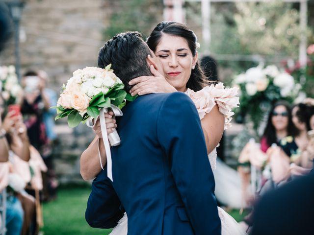 Il matrimonio di Andrea e Kendra a Rosciano, Pescara 27