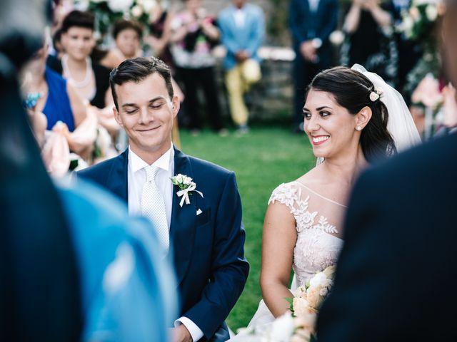 Il matrimonio di Andrea e Kendra a Rosciano, Pescara 28