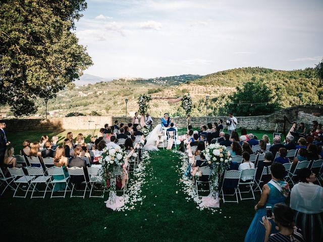 Il matrimonio di Andrea e Kendra a Rosciano, Pescara 31