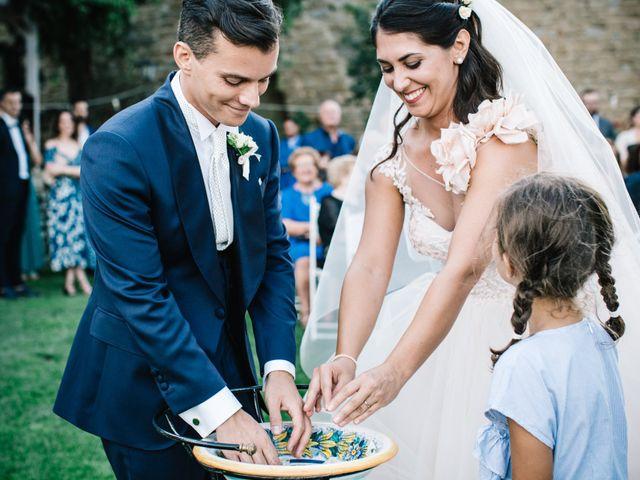 Il matrimonio di Andrea e Kendra a Rosciano, Pescara 33
